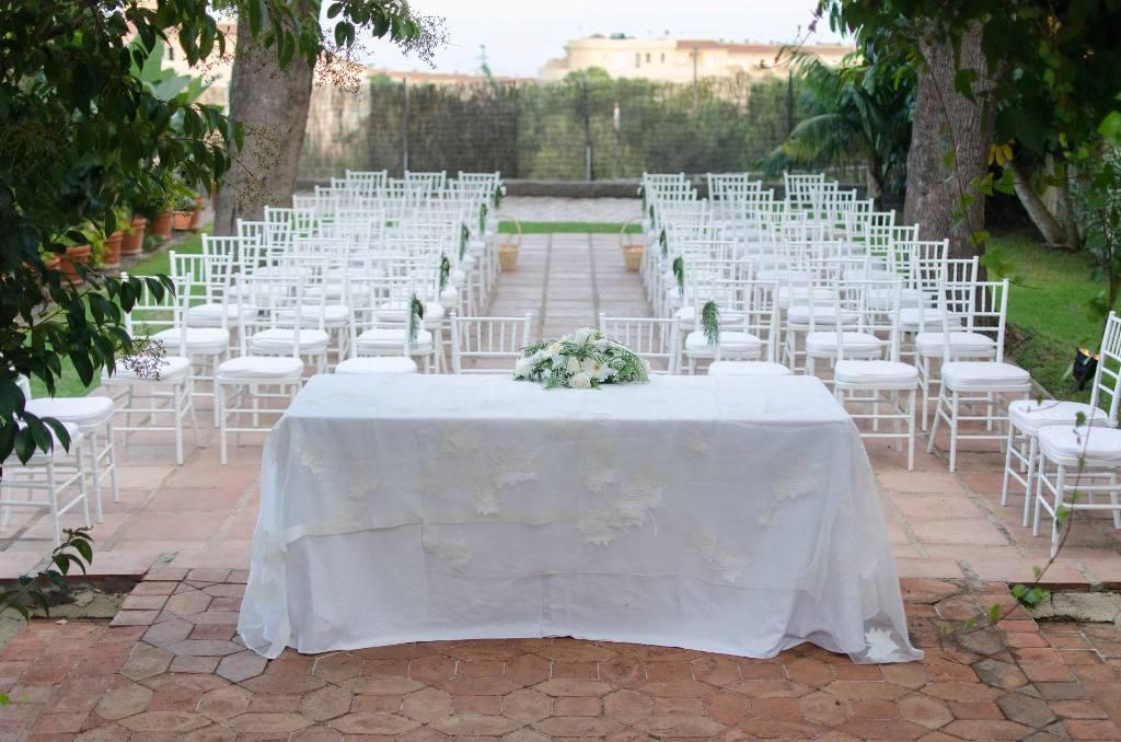 Ceremonia preparada